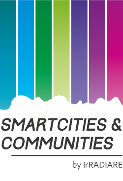Logo IrRADIARE SmartCities and Communities